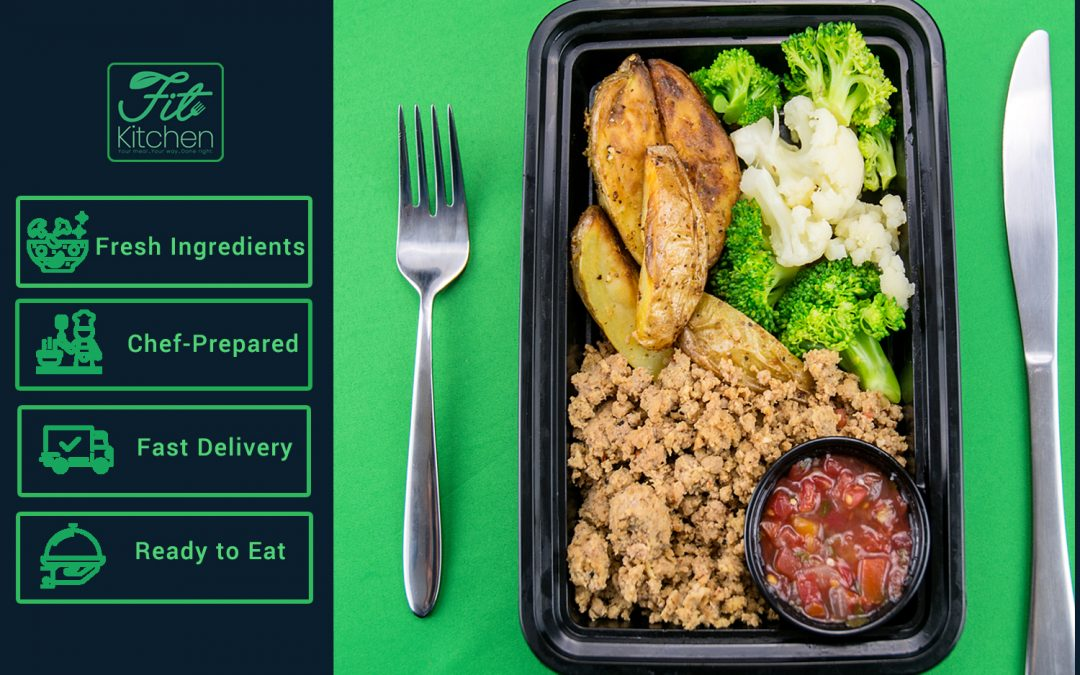 Had To Scrap Lunch Again? Why Not Consider Fit Kitchen's Meal Prep Delivery Service
