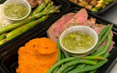 Eating Out Again? Place Your Weekly Meal Orders At Fit Kitchen!